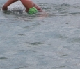 Jane Dodds swims the 5k Solent